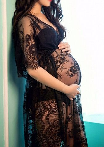 Robe de grossesse sexy