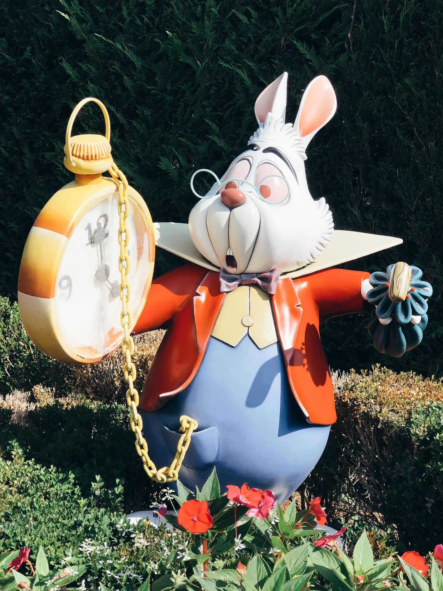 Disneyland Paris Alice Labyrinthe